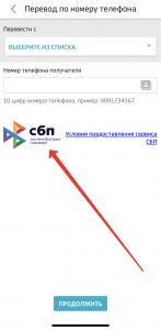 Юникредитбанк СБП